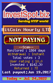 www.investspot.biz - hyip bitcoin hourly ltd