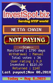 https://investspot.biz/10387-netta-chain.html